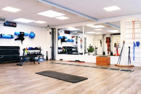 Oefenruimte - Fysio Fitness - Fysio Deurne - Fysio Jansen