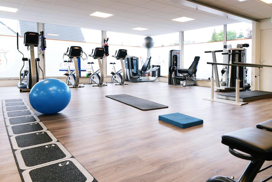 Oefenruimte - Fysio Fitness - Fysiotherapie Deurne - Fysio Jansen