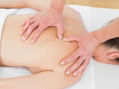 Deep Tissue Massage Deurne Fysio Jansen