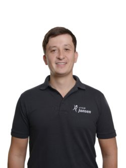 David Jansen Fysiotherapeut Fysio Deurne