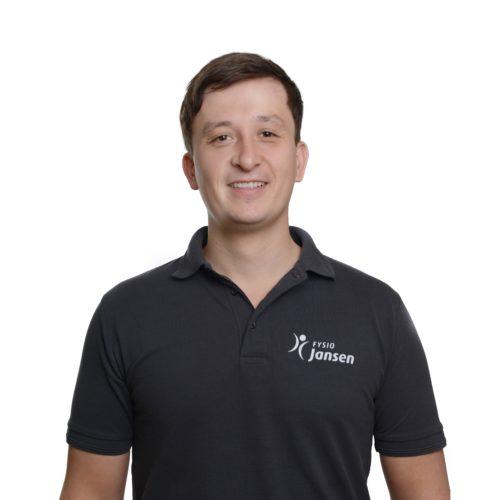 David Jansen Fysiotherapeut Fysiotherapie Deurne