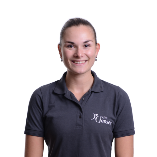 Assistent fysiotherapeut Rachel Verberne Fysio Deurne