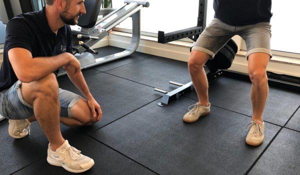 Wout van de Steeg Manueel therapeut crossfit Deurne Fysio Jansen knie