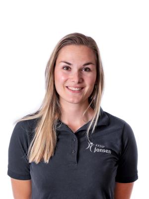 fysiotherapeute Rachel Verberne l Deurne